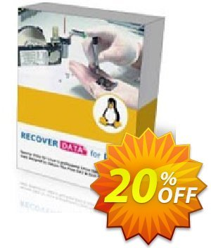 Recover Data for Linux (Linux OS) - Technician License Coupon, discount Recover Data for Linux (Linux OS) - Technician License Dreaded discount code 2021. Promotion: Dreaded discount code of Recover Data for Linux (Linux OS) - Technician License 2021
