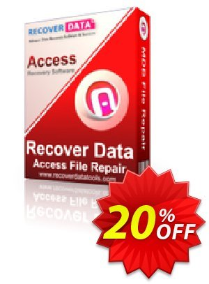 Recover Data for Access - Home User License Coupon, discount Recover Data for Access - Home User License Excellent deals code 2021. Promotion: Excellent deals code of Recover Data for Access - Home User License 2021