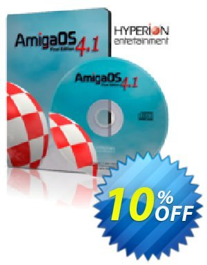 AmigaOS 4.1 Final Edition for Classic (Download) discount coupon AmigaOS 4.1 Final Edition for Classic (Download) Staggering deals code 2020 - Staggering deals code of AmigaOS 4.1 Final Edition for Classic (Download) 2020