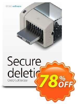 O&O SafeErase Server Coupon, discount 60% OFF O&O SafeErase ServerOct 2019. Promotion: Big promo code of O&O SafeErase Server, tested in October 2019