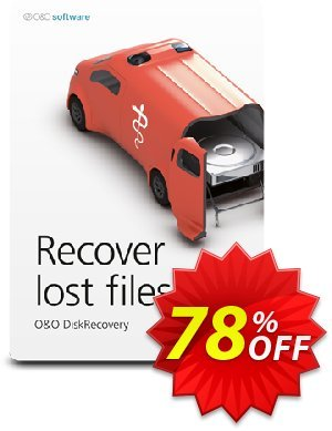 O&O DiskRecovery Tech Edition Coupon discount 60% OFF O&O DiskRecovery Tech Edition Oct 2020. Promotion: Big promo code of O&O DiskRecovery Tech Edition, tested in October 2020