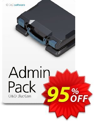 Get O&O BlueCon Admin Edition 99% OFF coupon code