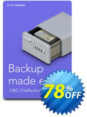 O&O FileBackup (for 5 PCs) Coupon, discount 50% OFF O&O FileBackup (5 PCs), verified. Promotion: Big promo code of O&O FileBackup (5 PCs), tested & approved