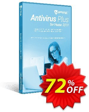 VIPRE Antivirus Plus for Home 優惠券,折扣碼 40% OFF VIPRE Antivirus Plus for Home 2020,促銷代碼: Special promotions code of VIPRE Antivirus Plus for Home, tested in {{MONTH}}