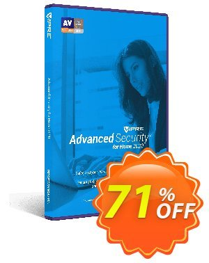 VIPRE Advanced Security for Home 프로모션 코드 40% OFF VIPRE Advanced Security for Home 2020 프로모션: Special promotions code of VIPRE Advanced Security for Home, tested in {{MONTH}}