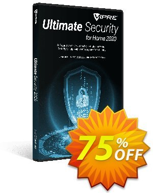 VIPRE Ultimate Security Bundle for Home Coupon, discount 75% OFF VIPRE Ultimate Security Bundle for Home, verified. Promotion: Special promotions code of VIPRE Ultimate Security Bundle for Home, tested & approved