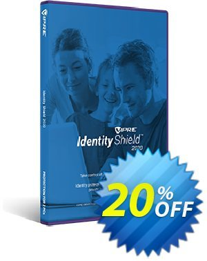 VIPRE Identity Shield Coupon, discount 20% OFF VIPRE Identity Shield 2021. Promotion: Special promotions code of VIPRE Identity Shield, tested in {{MONTH}}