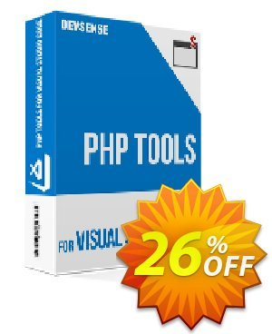 PHP Tools for Visual Studio Code (individual) Coupon, discount PHP Tools for Visual Studio Code - 1yr Individual Subscription Imposing sales code 2020. Promotion: Imposing sales code of PHP Tools for Visual Studio Code - 1yr Individual Subscription 2020