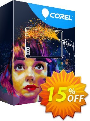 Corel Painter 2021 (subscription) Coupon, discount 15% OFF Corel Painter 2021 (subscription), verified. Promotion: Awesome deals code of Corel Painter 2021 (subscription), tested & approved