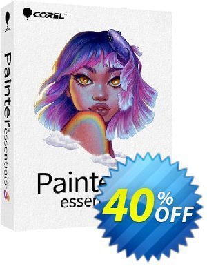Corel Painter Essentials 7 (Windows/Mac) 프로모션 코드 20% OFF Corel Painter Essentials 7 (Windows/Mac) 2020 프로모션: Awesome deals code of Corel Painter Essentials 7 (Windows/Mac), tested in {{MONTH}}