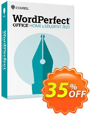 WordPerfect Office Home & Student 2020 優惠券,折扣碼 23% OFF WordPerfect Office X9 (Home & Student Edition) 2020,促銷代碼: Awesome deals code of WordPerfect Office X9 (Home & Student Edition), tested in {{MONTH}}