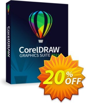 CorelDRAW Graphics Suite 2020 discount coupon 15% OFF CorelDRAW Graphics Suite 2021 2021 - Awesome deals code of CorelDRAW Graphics Suite 2021, tested in {{MONTH}}