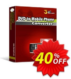 3herosoft DVD to Mobile Phone Converter Coupon, discount 3herosoft DVD to Mobile Phone Converter Amazing promo code 2020. Promotion: Amazing promo code of 3herosoft DVD to Mobile Phone Converter 2020