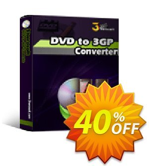 3herosoft DVD to 3GP Converter Coupon, discount 3herosoft DVD to 3GP Converter Amazing promotions code 2020. Promotion: Amazing promotions code of 3herosoft DVD to 3GP Converter 2020