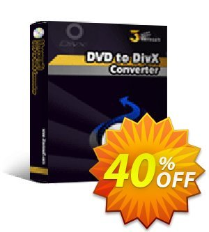 3herosoft DVD to DivX Converter Coupon, discount 3herosoft DVD to DivX Converter Stirring discount code 2020. Promotion: Stirring discount code of 3herosoft DVD to DivX Converter 2020