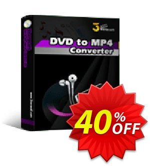 3herosoft DVD to MP4 Converter Coupon, discount 3herosoft DVD to MP4 Converter Excellent discount code 2020. Promotion: Excellent discount code of 3herosoft DVD to MP4 Converter 2020