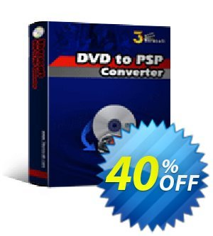 3herosoft DVD to PSP Converter Coupon, discount 3herosoft DVD to PSP Converter Awful promotions code 2020. Promotion: Awful promotions code of 3herosoft DVD to PSP Converter 2020