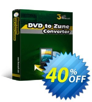 3herosoft DVD to Zune Converter Coupon, discount 3herosoft DVD to Zune Converter Best discount code 2020. Promotion: Best discount code of 3herosoft DVD to Zune Converter 2020