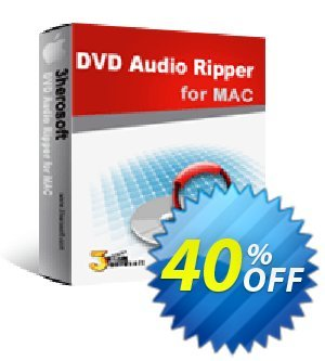 3herosoft DVD Audio Ripper for Mac Coupon, discount 3herosoft DVD Audio Ripper for Mac Super deals code 2020. Promotion: Super deals code of 3herosoft DVD Audio Ripper for Mac 2020
