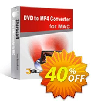 3herosoft DVD to MP4 Converter for Mac Coupon, discount 3herosoft DVD to MP4 Converter for Mac Special discounts code 2020. Promotion: Special discounts code of 3herosoft DVD to MP4 Converter for Mac 2020