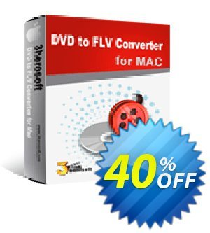 3herosoft DVD to FLV Converter for Mac Coupon, discount 3herosoft DVD to FLV Converter for Mac Wonderful deals code 2020. Promotion: Wonderful deals code of 3herosoft DVD to FLV Converter for Mac 2020