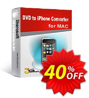 3herosoft DVD to iPhone Converter for Mac Coupon, discount 3herosoft DVD to iPhone Converter for Mac Staggering promo code 2020. Promotion: Staggering promo code of 3herosoft DVD to iPhone Converter for Mac 2020
