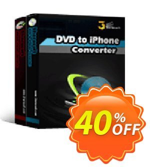 3herosoft DVD to iPhone Suite Coupon, discount 3herosoft DVD to iPhone Suite Formidable sales code 2020. Promotion: Formidable sales code of 3herosoft DVD to iPhone Suite 2020