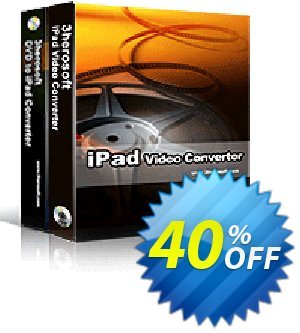 3herosoft DVD to iPad Suite discount coupon 3herosoft DVD to iPad Suite Marvelous promo code 2020 - Marvelous promo code of 3herosoft DVD to iPad Suite 2020