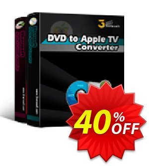 3herosoft DVD to Apple TV Suite discount coupon 3herosoft DVD to Apple TV Suite Amazing deals code 2020 - Amazing deals code of 3herosoft DVD to Apple TV Suite 2020
