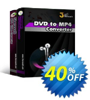 3herosoft DVD to MP4 Suite Coupon, discount 3herosoft DVD to MP4 Suite Super offer code 2020. Promotion: Super offer code of 3herosoft DVD to MP4 Suite 2020
