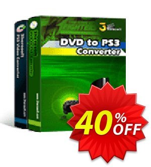 3herosoft DVD to PS3 Suite discount coupon 3herosoft DVD to PS3 Suite Exclusive sales code 2020 - Exclusive sales code of 3herosoft DVD to PS3 Suite 2020
