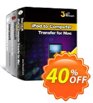 3herosoft iPod Mate for Mac Coupon discount 3herosoft iPod Mate for Mac Best discounts code 2021