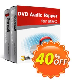 3herosoft DVD to Audio Suite for Mac Coupon, discount 3herosoft DVD to Audio Suite for Mac Excellent sales code 2020. Promotion: Excellent sales code of 3herosoft DVD to Audio Suite for Mac 2020