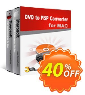 3herosoft DVD to PSP Suite for Mac discount coupon 3herosoft DVD to PSP Suite for Mac Wondrous offer code 2020 - Wondrous offer code of 3herosoft DVD to PSP Suite for Mac 2020