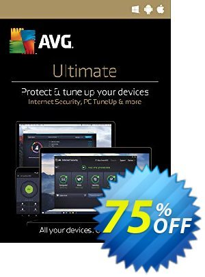 AVG Ultimate Coupon discount 28% OFF AVG Ultimate Nov 2020 - Marvelous promotions code of AVG Ultimate, tested in November 2020