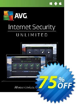 AVG Internet Security Unlimited Coupon, discount 32% OFF AVG Internet Security 2021. Promotion: Marvelous promotions code of AVG Internet Security, tested in {{MONTH}}