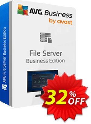 AVG File Server Business Edition Coupon, discount 20% OFF AVG File Server Business Edition Feb 2020. Promotion: Marvelous promotions code of AVG File Server Business Edition, tested in February 2020