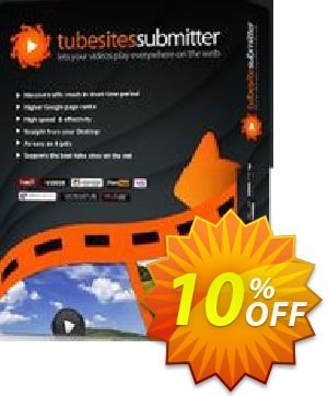 Tube Sites Submitter (1 month) Coupon, discount Tube Sites Submitter Exclusive promotions code 2020. Promotion: Exclusive promotions code of Tube Sites Submitter 2020