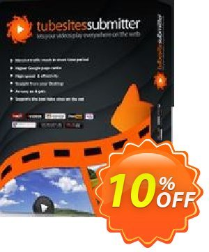 Tube Sites Submitter (3 months) Coupon, discount Tube Sites Submitter Excellent sales code 2020. Promotion: Dreaded promotions code of Tube Sites Submitter 2020