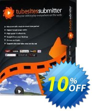 Tube Sites Submitter (1 year) Coupon, discount Tube Sites Submitter Excellent sales code 2021. Promotion: Excellent sales code of Tube Sites Submitter 2021