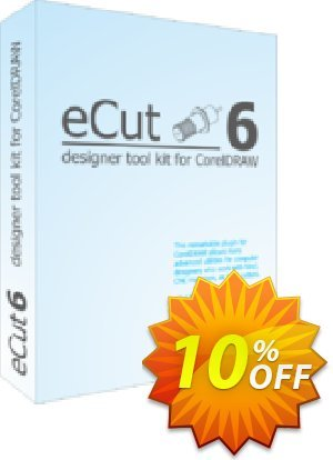 eCut 6 Coupon, discount eCut 6 Special deals code 2020. Promotion: Special deals code of eCut 6 2020