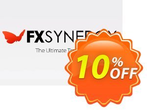 FX Synergy - Yearly Coupon, discount FX Synergy - Yearly Super discount code 2021. Promotion: Super discount code of FX Synergy - Yearly 2021