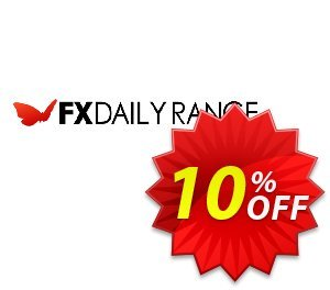 FX DailyRange - Monthly Coupon, discount FX DailyRange - Monthly Stirring promo code 2021. Promotion: Stirring promo code of FX DailyRange - Monthly 2021