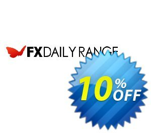 FX DailyRange - Yearly Coupon, discount FX DailyRange - Yearly Amazing deals code 2021. Promotion: Amazing deals code of FX DailyRange - Yearly 2021