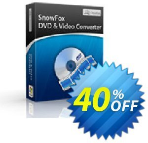 SnowFox Total Media Converter discount coupon SnowFox Total Media Converter Hottest promo code 2020 - Hottest promo code of SnowFox Total Media Converter 2020