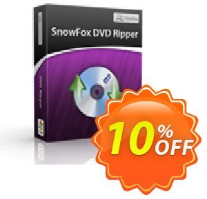 SnowFox DVD Ripper Coupon discount SnowFox DVD Ripper Fearsome deals code 2020 - Fearsome deals code of SnowFox DVD Ripper 2020