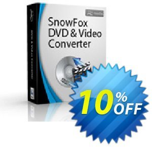 SnowFox Total Media Converter for Mac 프로모션 코드 SnowFox Total Media Converter for Mac Super deals code 2020 프로모션: Super deals code of SnowFox Total Media Converter for Mac 2020