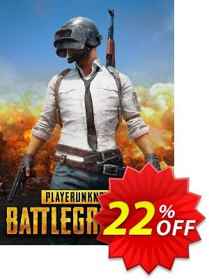 PlayerUnknowns Battlegrounds (PUBG) PC Coupon, discount PlayerUnknowns Battlegrounds (PUBG) PC Deal. Promotion: PlayerUnknowns Battlegrounds (PUBG) PC Exclusive offer for iVoicesoft
