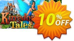 Kingdom Tales PC discount coupon Kingdom Tales PC Deal - Kingdom Tales PC Exclusive offer for iVoicesoft