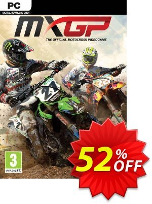 MXGP The Official Motocross Videogame PC discount coupon MXGP The Official Motocross Videogame PC Deal - MXGP The Official Motocross Videogame PC Exclusive offer for iVoicesoft